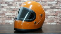 BEETLE STR FULL FACE HELMET (オレンジ)